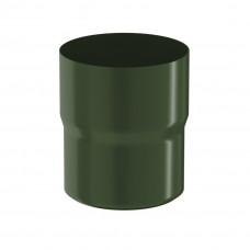 Соединитель трубы Aquasystem Pural 90 мм RR 11 (темно-зеленый)