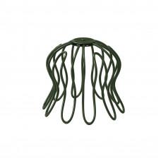 Сетка «паук» для воронки Aquasystem Pural 90 мм RR 11 (темно-зеленый)
