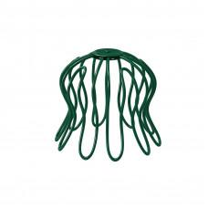 Сетка «паук» для воронки Aquasystem Pural 90 мм RAL 6005 (зеленый мох)