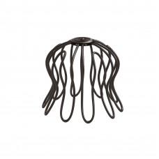 Сетка «паук» для воронки Aquasystem Pural MATT 100 мм RR 32 (темно-коричневый)