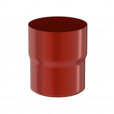 Соединитель трубы Aquasystem Pural 90 мм RR 29 (красный)