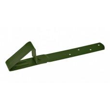 Снегостопор для мягкой кровли Aquasystem RR 11 темно-зеленый