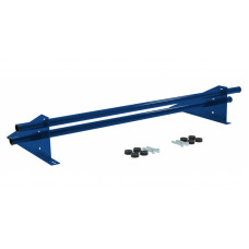 Снегозадержатель универсальный трубчатый Grand Line Optima 1 м RAL 5005 синий