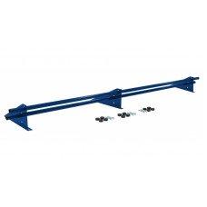 Снегозадержатель универсальный трубчатый Grand Line Optima 3 м RAL 5005 синий