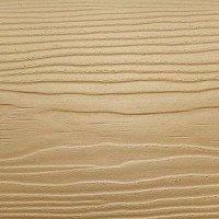 Фиброцементный сайдинг под дерево Cedral Click Wood Золотой Песок (С11)
