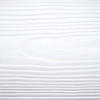Фиброцементный сайдинг под дерево Cedral Wood Белый Минерал (С01)