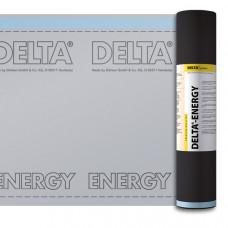 Гидроизоляционная диффузионная мембрана Delta ENERGY (75м2)