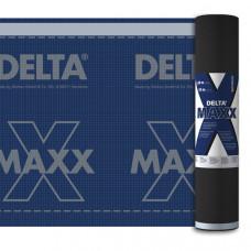 Гидроизоляционная диффузионная мембрана Delta MAXX X (75м2)