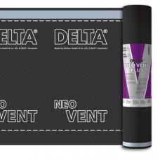 Гидроизоляционная диффузионная мембрана Delta NEO VENT (75м2)