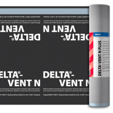 Гидроизоляционная диффузионная мембрана Delta VENT N (75м2)