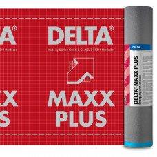 Гидроизоляционная диффузионная мембрана Delta MAXX PLUS (75м2)
