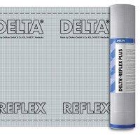 Пароизоляционная пленка Delta REFLEX (75 м2)