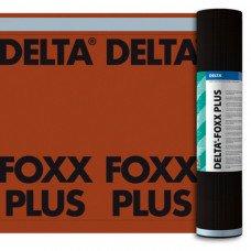 Гидроизоляционная диффузионная мембрана Delta FOXX (75м2)