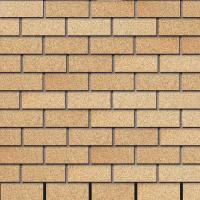 Битумная фасадная плитка Docke Premium Brick (Янтарный)
