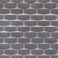 Битумная фасадная плитка Технониколь Hauberk Камень (Кварцит)