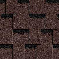 Мягкая кровля Icopal (Икопал) Кларо Натурально-коричневый