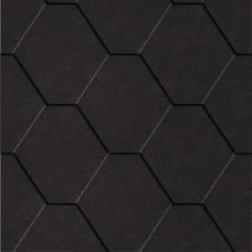 Мягкая кровля Icopal (Икопал) Натур Графитно-черный