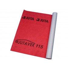 Гидроизоляционная супердиффузионная мембрана Ютавек 115 (75 м2)