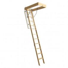 Деревянная чердачная лестница Docke STANDARD 60*120*300 см