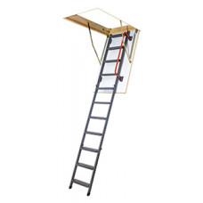 Металлическая чердачная лестница Fakro LMK 60*130*305 см