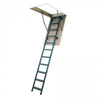 Металлическая чердачная лестница Fakro LMS 60*120*280 см