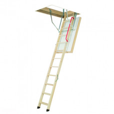 Суперэнергосберегающая чердачная лестница Fakro LWT 60*130*305 см