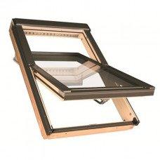 Мансардное окно Fakro FTP-V P2 Profi (Триплекс) 114х118