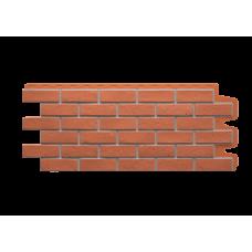 Фасадная панель под кирпич Docke-R Berg Кирпичный 0,44 м2