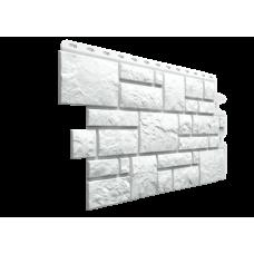 Фасадная панель под камень Docke-R Burg Платиновый 0,42 м2
