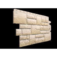 Фасадная панель под камень Docke-R Burg Песчаный 0,42 м2
