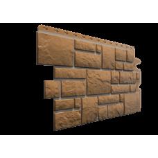 Фасадная панель под камень Docke-R Burg Кукурузный 0,42 м2