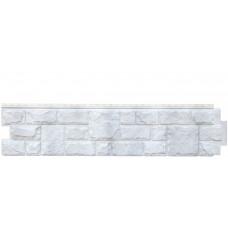 Фасадная панель Grand Line Я-Фасад Екатерининский Камень Серебро 0,46 м2