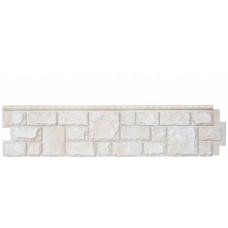Фасадная панель Grand Line Я-Фасад Екатерининский Камень Слоновая Кость 0,46 м2