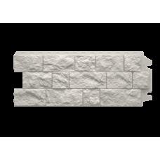 Фасадная панель под камень Docke-R Fels Арктик 0,45 м2