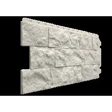 Фасадная панель под камень Docke-R Fels Горный Хрусталь 0,45 м2