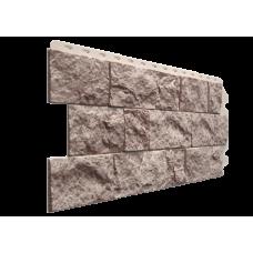 Фасадная панель под камень Docke-R Fels Перламутровый 0,45 м2