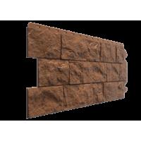 Фасадная панель под камень Docke-R Fels Ржаной 0,45 м2