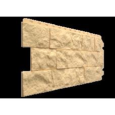 Фасадная панель под камень Docke-R Fels Слоновая Кость 0,45 м2