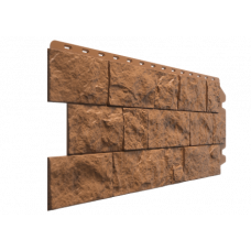 Фасадная панель под камень Docke-R Fels Терракотовый 0,45 м2