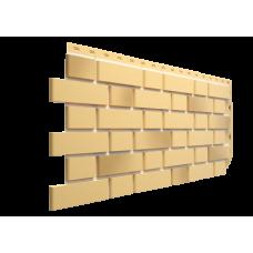 Фасадная панель под кирпич Docke-R Flemish Желтый Жженый 0,46 м2