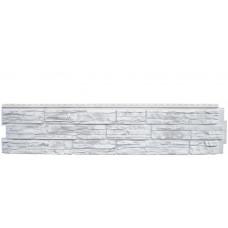 Фасадная панель Grand Line Я-Фасад Крымский Сланец Серебро 0,52 м2