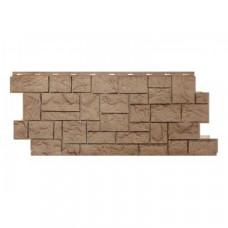 Фасадная панель Nordside Северный Камень Песочный 0,52 м2