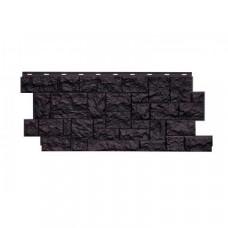 Фасадная панель Nordside Северный Камень Шоколадный 0,52 м2