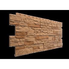 Фасадная панель под песчаник Docke-R Stein Осенний Лес 0,44 м2