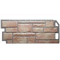 Фасадная панель FineBer Камень Терракотовый 0,53 м2