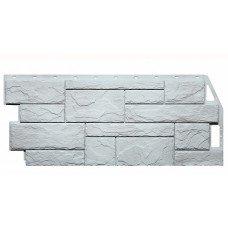 Фасадная панель FineBer Камень Природный Жемчужный 0,49 м2