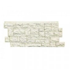 Фасадная панель Nordside Северный Камень Белый 0,52 м2
