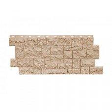 Фасадная панель Nordside Северный Камень Перламутрово-бежевый 0,52 м2