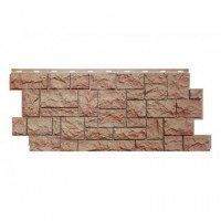 Фасадная панель Nordside Северный Камень Терракотовый 0,52 м2