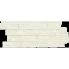 Фасадная панель Grand Line Стандарт Сланец Молочный 0,46 м2